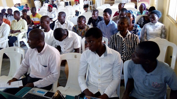 May 2016 Missions Boot Camp, Opolo Bayelsa State, Nigeria