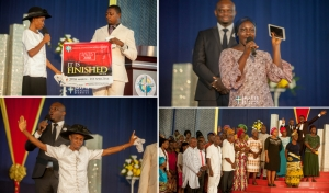 Testimonies From May 2018 Healing Service