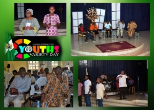 GEWC National Youth Fellowship holds Variety Day