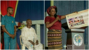 Testimonies From March Healing Service
