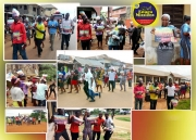 GEWC National Youth Fellowship storm Agbani, Enugu state with the Gospel