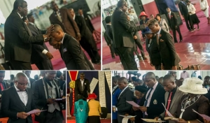 Pastor Isaac Olori Ordains Ministers and Elders in Port Harcourt
