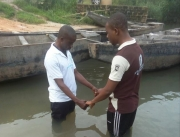 First Water Baptism holds at a Mission Centre - Afaha Ikot Ebak In Akwa Ibom State