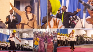 The Power of Spiritual Desire: January 2017 Healing Service