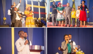 Testimonies from August 2018 Healing Service